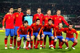 Spain National Football TeamDownload Wallpaper 740