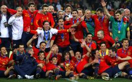 Exchange wallpaper » Sport pictures » Spain Football Team wallpapers 1276