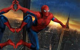 HD Spiderman wallpaper 1579