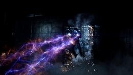 electro jamie foxx in the amazing spider man 2 2014 movie hd wallpaper 1576