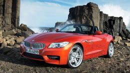2014 Sports Cars HD Wallpaper New BMW Z4 Roadster 2014 Sports Cars 424