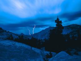 Stormy Weather, Yosemite National Park, California 967