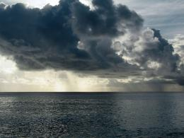 Stormy Weather, Indian Ocean, Maldives 1185