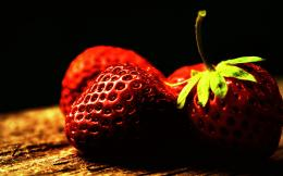 strawberry wallpaper desktop full hd 792