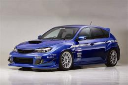 Subaru Impreza sti Car HD Wallpaper 1080p 1564