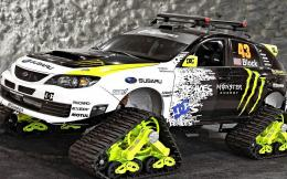 Ken Block Subaru Impreza Car Senile 1080p HD Wallpaper 445