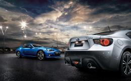 Subaru Brz HD Wallpapers 1295