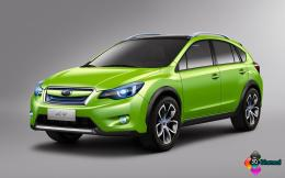 Subaru XV Concept HD Widescreen Wallpapers Car 676