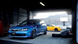 Subaru Impreza WRX STI HD Wallpaper 800