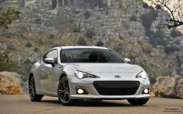 Subaru BRZ Car HD Wallpaper 14 1400