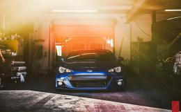 download subaru brz car garage wallpaper tags subaru garage added on 1341