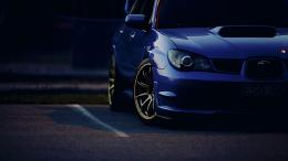 Subaru Impreza WRX STI Car Wallpaper HD Wallpaper with 1920x1080 685