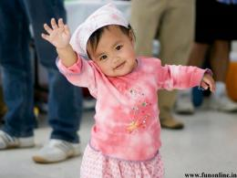 Asian Sweet Baby Wallpaper 895
