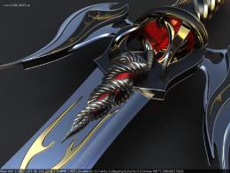 Beautiful swordBest wallpapers on your desktop: 3d 1470