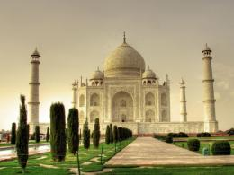 Taj Mahal HD Wallpapers 694