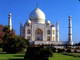 taj mahal agra hd desktop wallpaper 1309