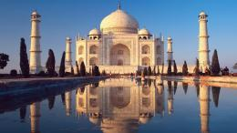 Taj Mahal India fond ecran hd 977