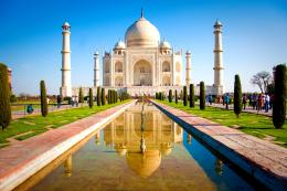 Taj Mahal Desktop HD Wallpapers 547