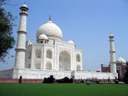Taj Mahal Desktop HD Wallpapers 104