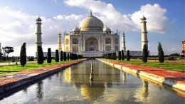 Taj Mahal Desktop HD Wallpapers 477