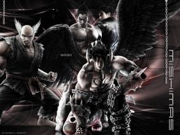 Mishimas tekken games HD Wallpaper 699