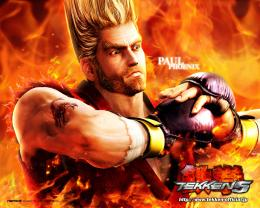 Tekken 5 Game HD Wallpapers all characters in 1280x1024 143