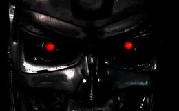terminator red eyes wallpaper you are viewing the abstract wallpaper 907