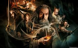 The Hobbit The Desolation of Smaug Movie HD Wallpaper 834