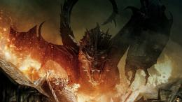 The Hobbit Battle Of Five Armies Dragon HD WallpaperSearch more high 263
