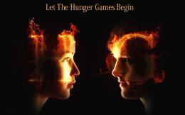 The Hunger Games The Hunger Games WallpaperKatniss and Peeta 176