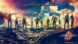 Download 2013 The Hunger Games Catching Fire wallpaper from the 1095