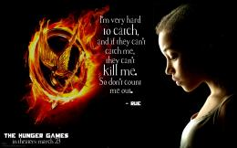The Hunger Games – Black Rue, District 11 & Trayvon Martin 1272