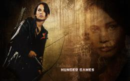 The Hunger Games Katniss wallpaper 1597