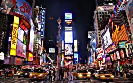 Download: Time Square HD Wallpaper 936