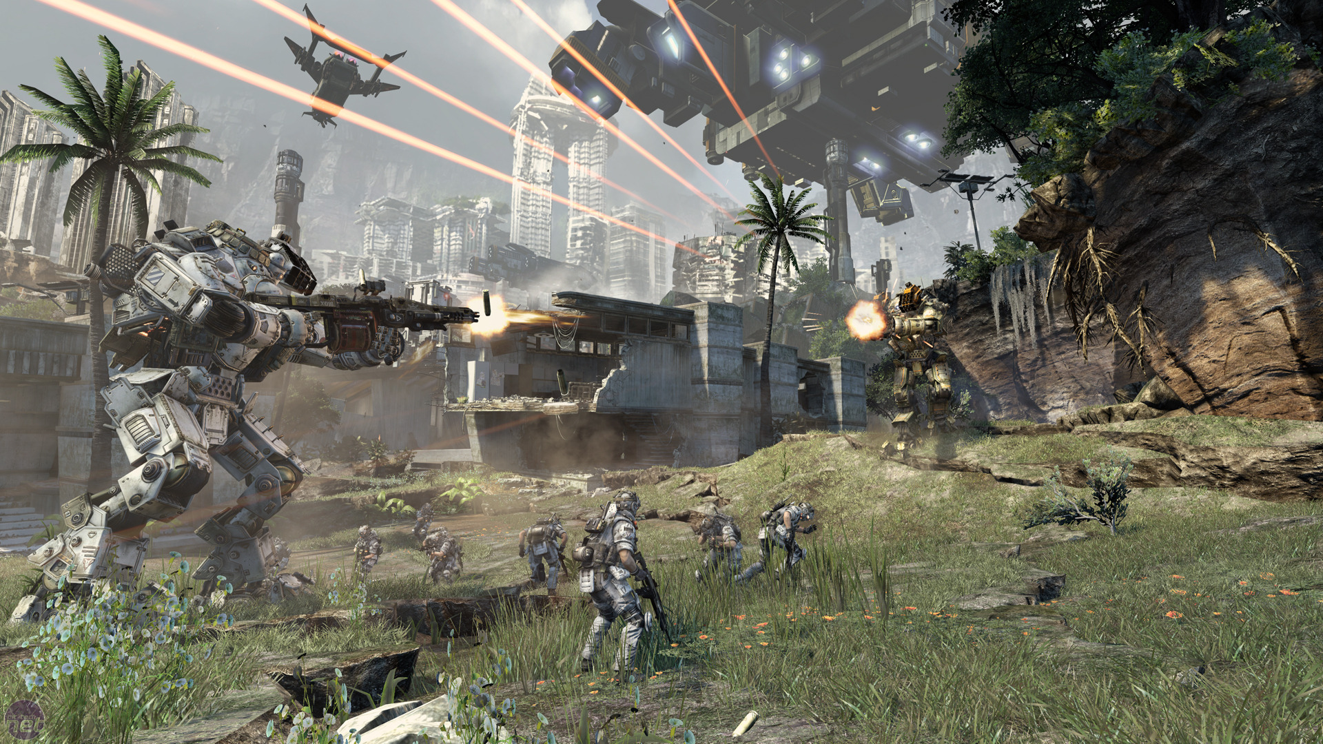 Titanfall Game HD Wallpapers 1806