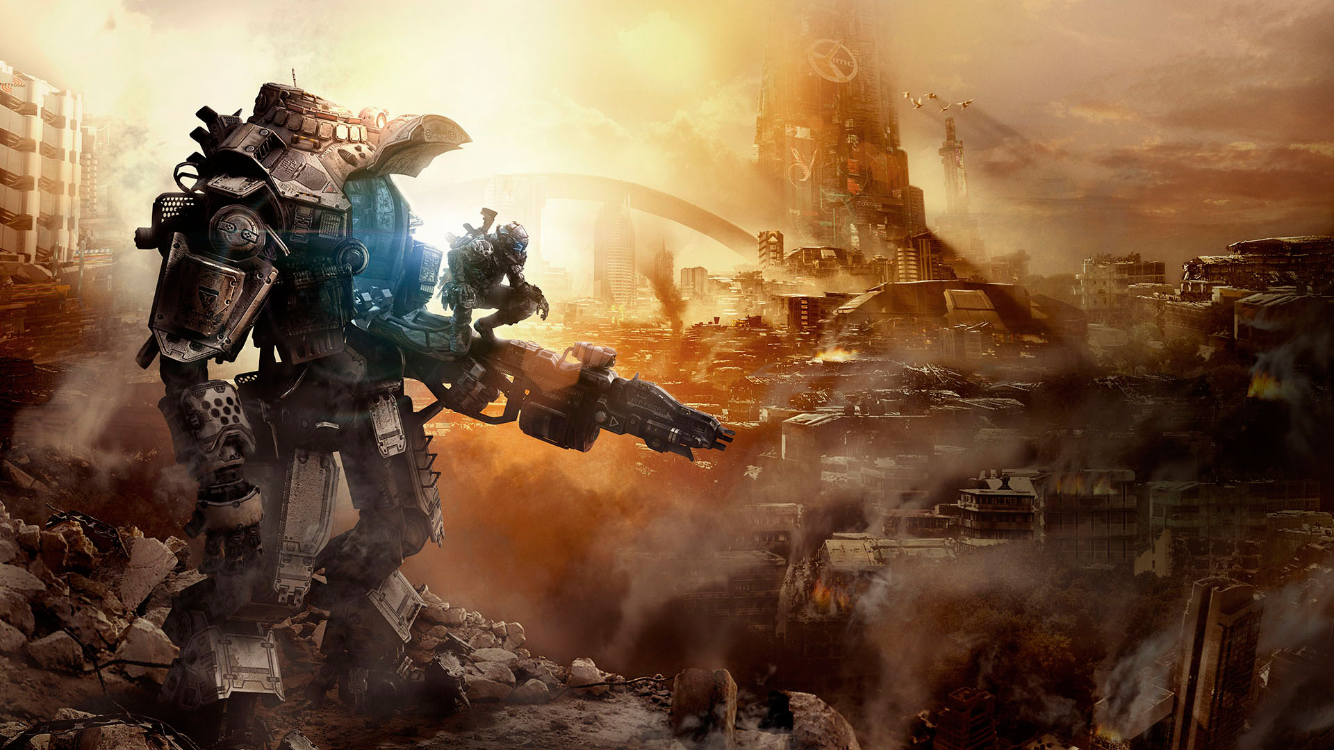 View and download our collection of Titanfall wallpapers 1193