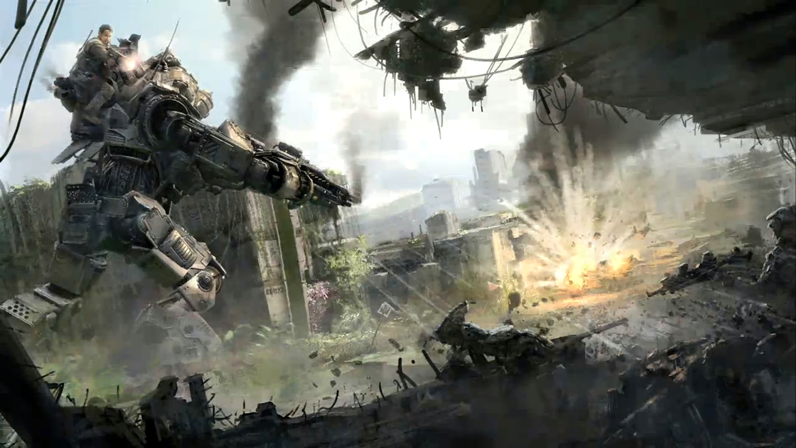 Titanfall Game HD Wallpapers 1736