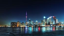 wallpaper tags toronto night city city lights share this wallpaper 1785