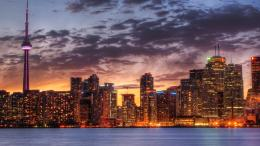 , town , skyscrapers , Toronto , city skyline , cities wallpapers 325