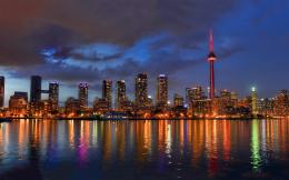 Toronto skyline Wallpapers Pictures Photos Images 806