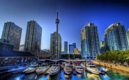 Toronto Canada Harbor Front HD Wallpapers 912