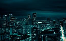 Toronto night Wallpapers Pictures Photos Images 1174