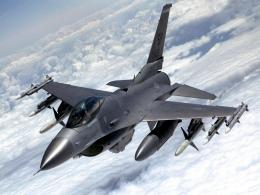 US Air Force F 16 Fighting Falcon HD Wallpaper 1100