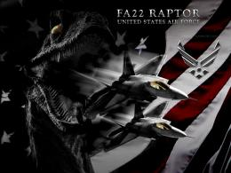 United States Air Force Fa Raptor Wallpaper with 1024x768 Resolution 1588