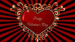 happy valentines day heart wallpaperView All 1486