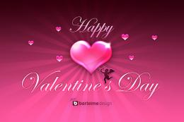 Beautiful 2014 Valentine's Day HD Wallpaper 573