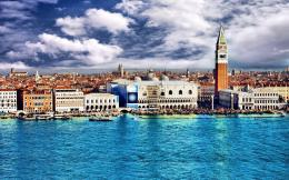 Venice City in Italy Wallpaper 814