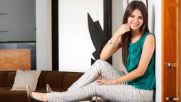 2014 02 Victoria Justice HD Wallpaper jpg 548