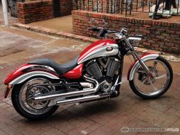 2010 Victory Motorcycles First Look Picture 16 of 21 1148