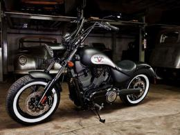 2011 Victory High Ball Bobber Bike 1236
